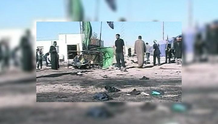 Теракты в Ираке: число погибших возросло до 78 человек