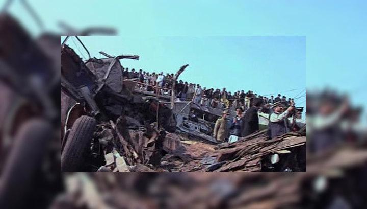 Теракт в Пакистане: 35 погибших, 75 раненых