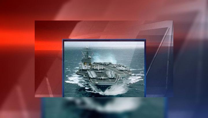 Все больше западных боевых кораблей прибывает к берегам Ирана