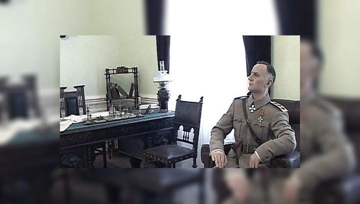 """Колчак """"вернулся"""" в восстановленную омскую резиденцию"""