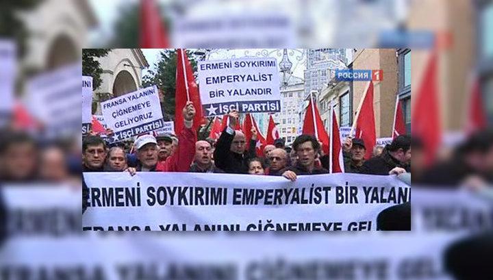 Турецкий премьер заявил о возрождении фашизма в Европе