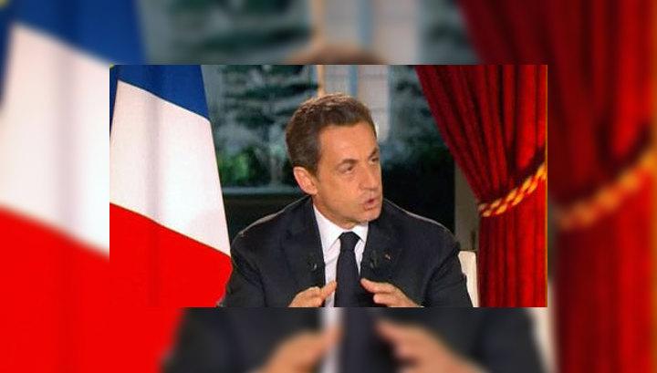 Саркози не торопится вступать в президентскую гонку