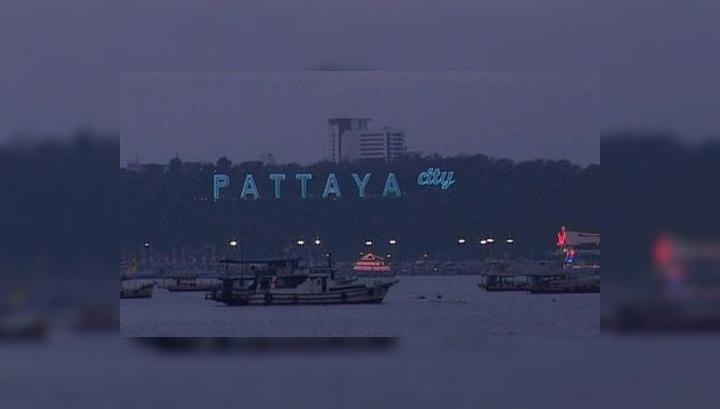 Крушение парома в Паттайе: пропавших пассажиров ищут военные моряки