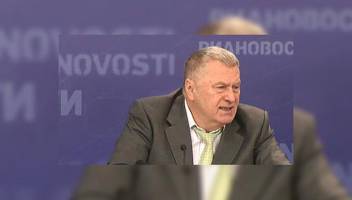 Жириновский уверяет, что ослик из его ролика живет лучше зоозащитников