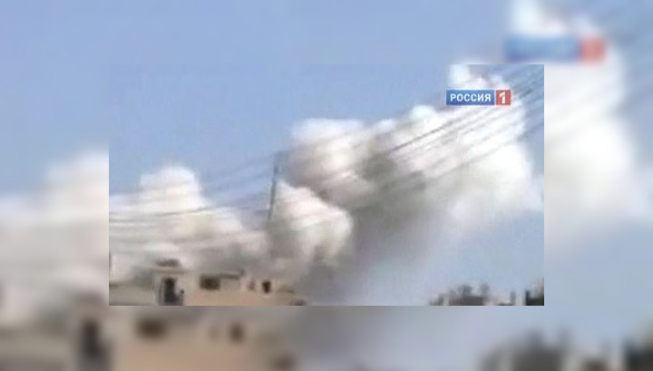 Теракт в Алеппо: повреждены десятки зданий