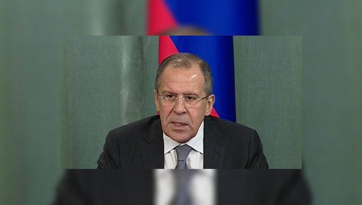 Лавров: сирийское руководство готово к межнациональному диалогу без предварительных условий
