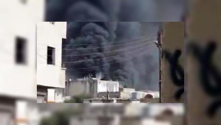 При теракте в Алеппо погибли 25 человек