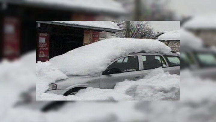 Жители Европы надеются на потепление