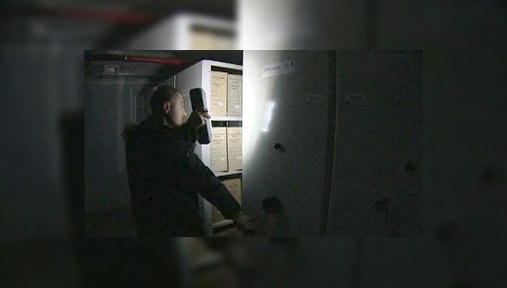 В Калининградской области затопило Государственный архив
