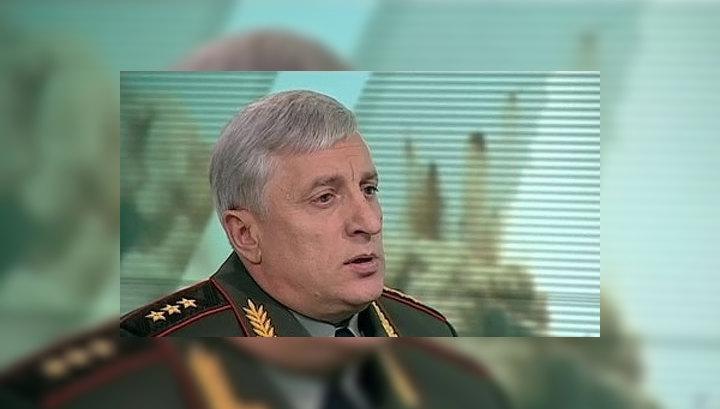 Замглавы Генштаба Постников попросился в отставку