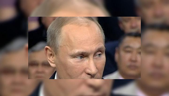 Путин: влияние демократических процессов на власть будет расширяться