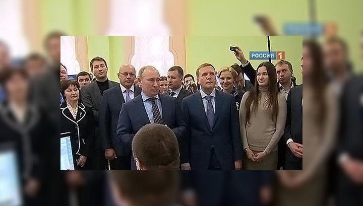 Путин: надо выявить все нарушения на выборах, чтобы никакой грязи не было