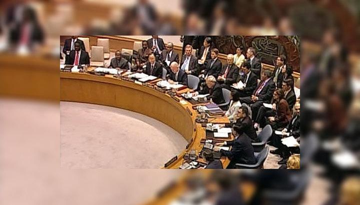 Резолюция по Сирии одобрена единогласно