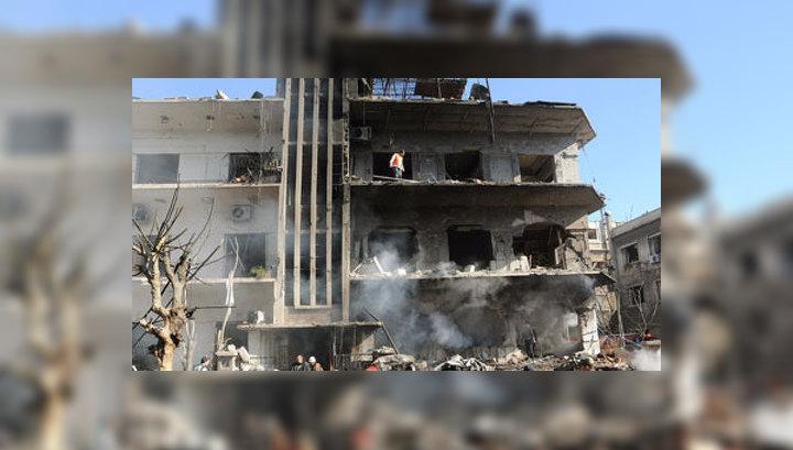 Совбез ООН одобрил план миссии Кофи Аннана по Сирии