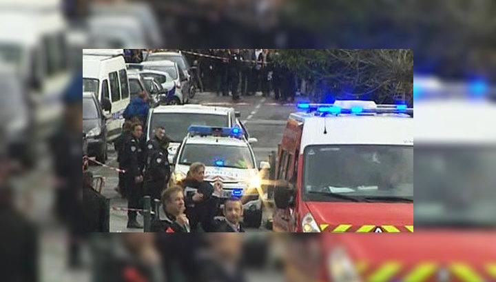 Стрельба в Тулузе: полиция задержала одного из подозреваемых