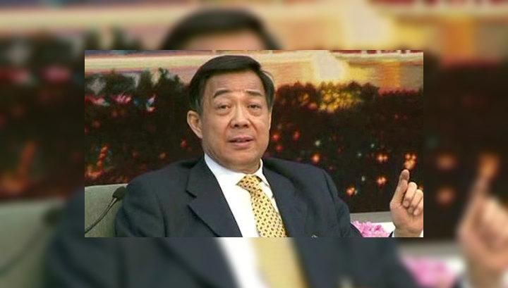 Одного из самых перспективных политиков Китая обвиняют в убийстве