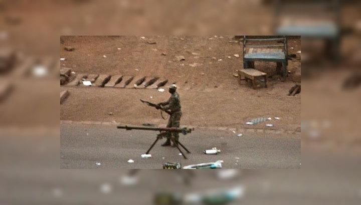 Свергнутый президент Мали попросил убежище в посольстве США