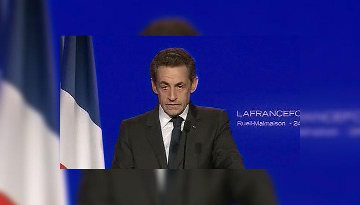 Саркози обещает ужесточить борьбу с терроризмом