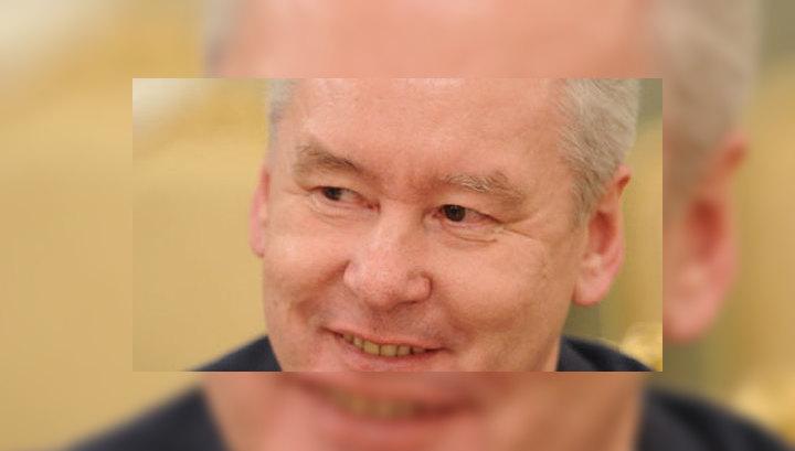 Мосгоризбирком: Собянин набирает 55,28% голосов