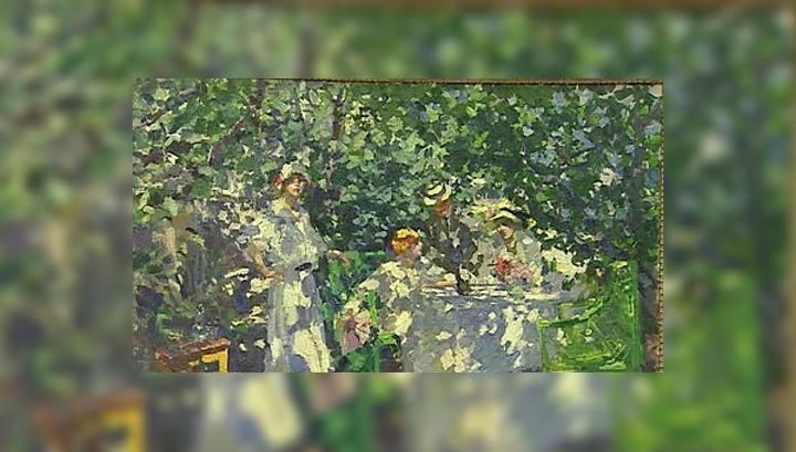 В Третьяковской галерее открывается выставка Константина Коровина
