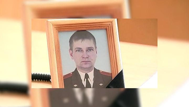 Комбата Солнечникова, пожертвовавшего собой на полигоне, представят к награде посмертно