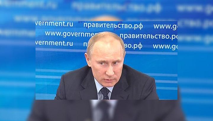 Путин собирается посадить всех чиновников на отечественные автомобили