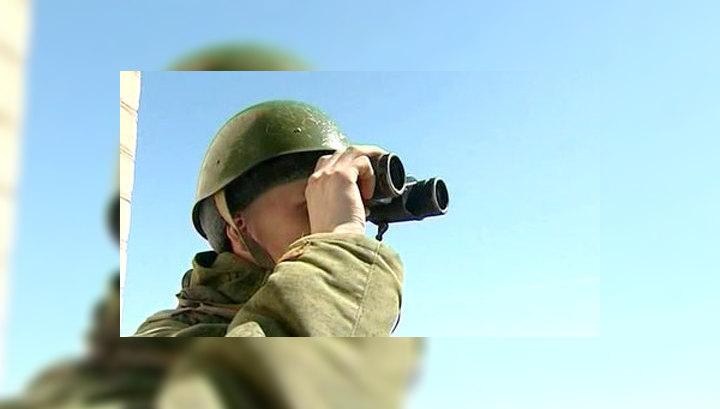 Путин дал распоряжение ФСБ усилить охрану границы с Украиной
