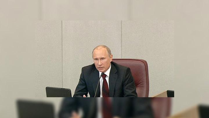 """Путин: в Ульяновске будет """"площадка подскока"""" для воздушного транзита"""