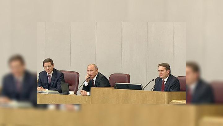 Путин считает возможным ограничить президентские полномочия двумя сроками