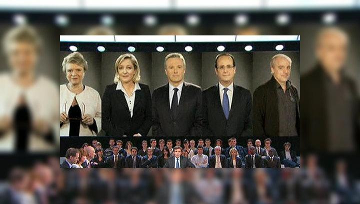 Президентская кампания: Саркози и Олланд не рискуют дебатировать лицом к лицу