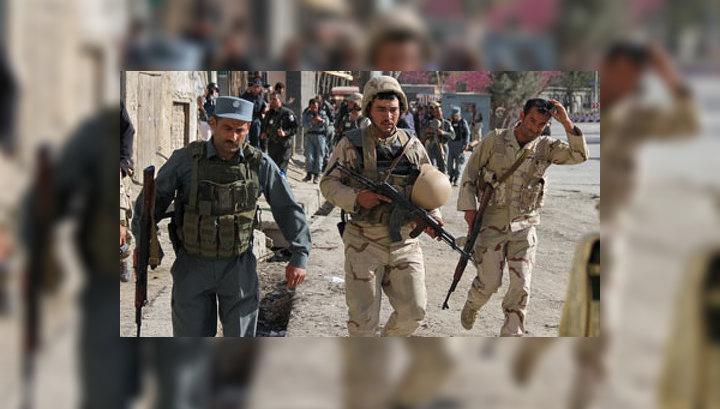 Бои с талибами в Кабуле прекратились