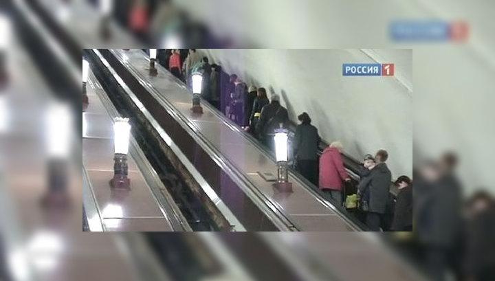 """ЧП в московском метро: комиссия проверит """"взбесившийся"""" эскалатор"""