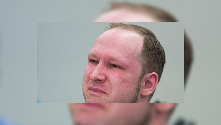 В тюрьме Брейвику недостает масла и увлажняющего крема