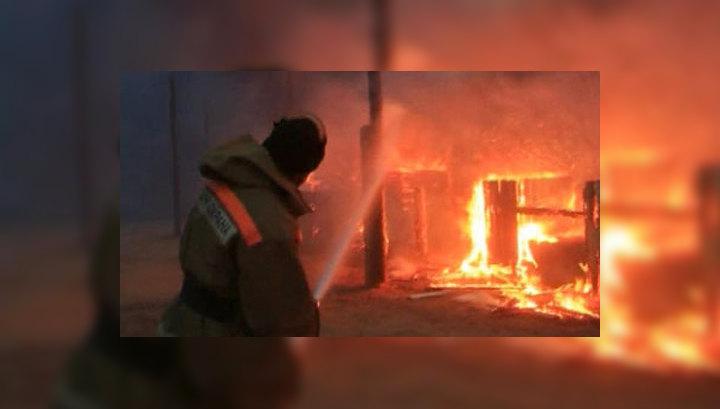 Сильный пожар в Дагестане: в огне уже более 50 домов