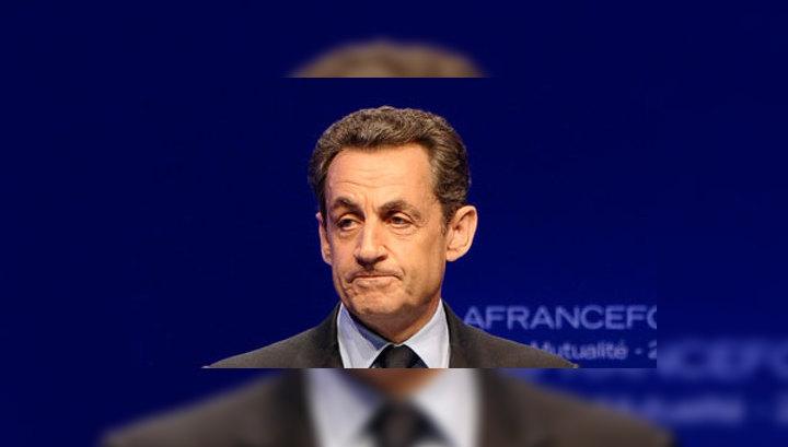 Николя Саркози принял отставку французского правительства