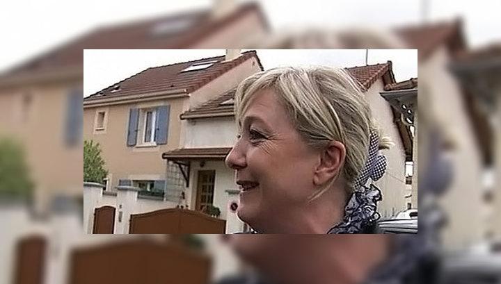 Третий результат на выборах во Франции - у Марин Ле Пен