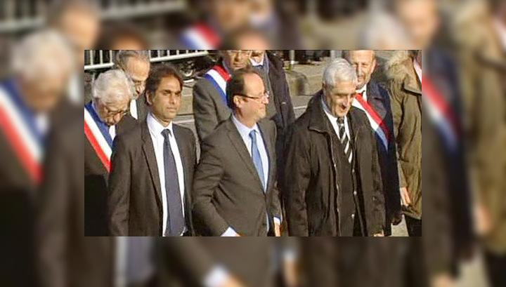 Франсуа Олланд набирает очки