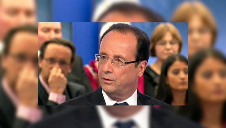 Теледуэль Олланда и Саркози не состоялась