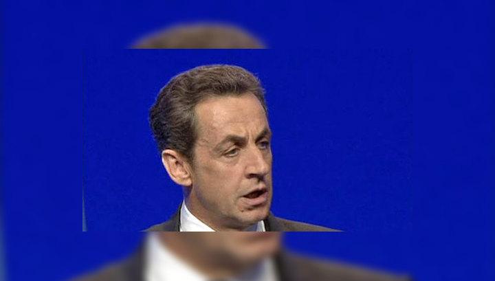 """Стросс-Кан преподал Саркози """"урок морали"""""""