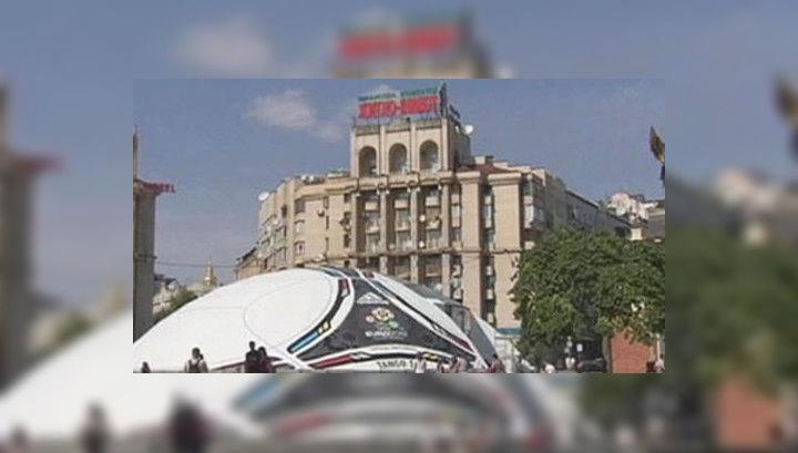 Секс бомба под евро2012 видео