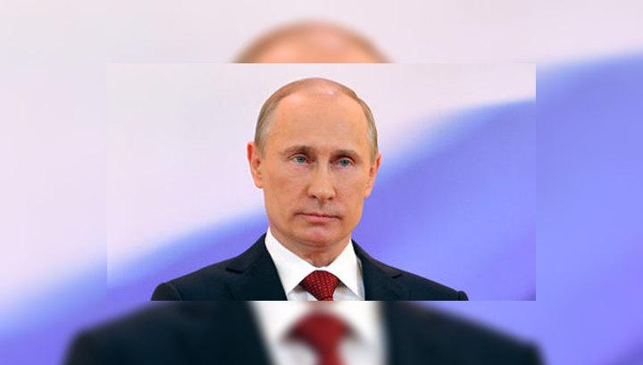 Американский журнал оценил Владимира Путина