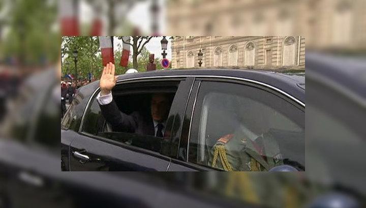 Франция: День победы стал днем прощания