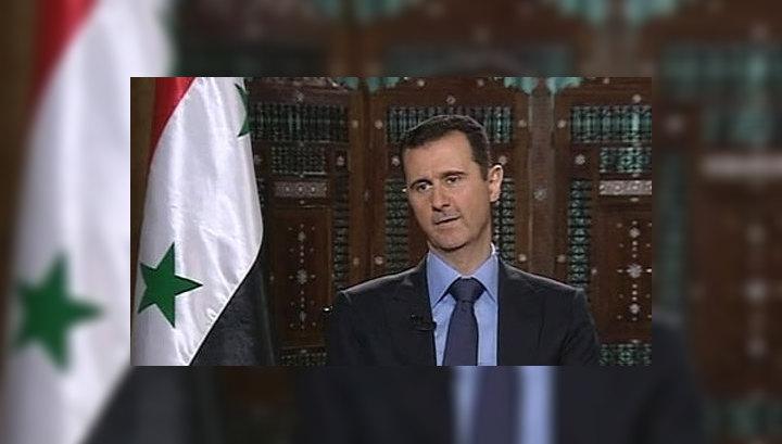 Асад объявил в Сирии всеобщую амнистию