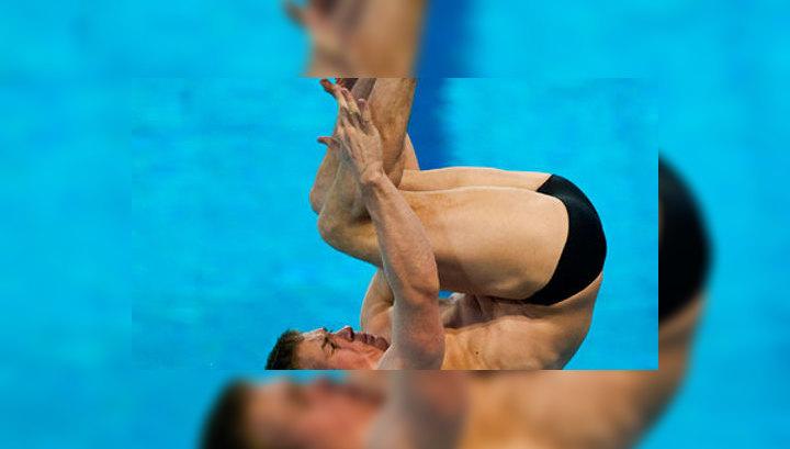 Универсиада. Евгений Кузнецов взял золото в прыжках в воду
