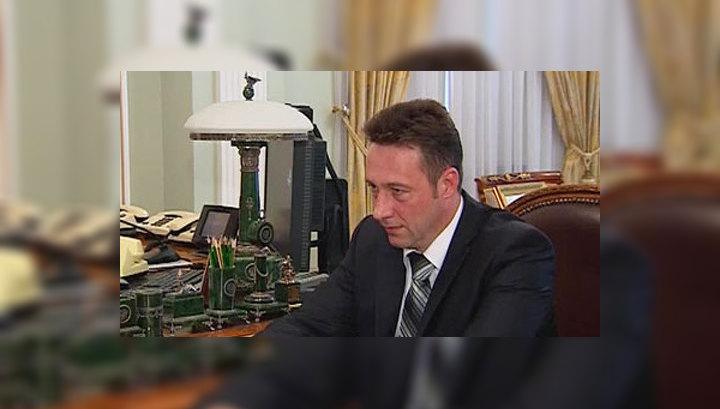 Предложение президента для Игоря Холманских стало неожиданностью