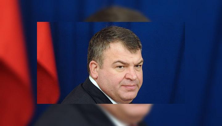 Анатолия Сердюкова вновь ждут в Следственном комитете