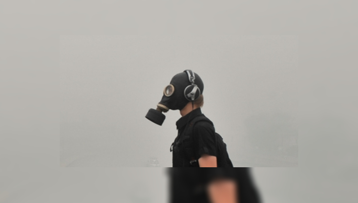 Из-за жары Москве и области грозят пожары и смог