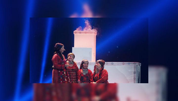 """""""Бурановские бабушки"""" везут домой горы подарков и море любви"""