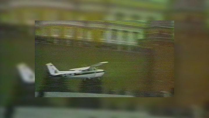Полету Руста над Красной площадью исполнилось четверть века