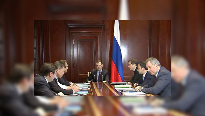 """Медведев намерен решать вопросы вместе с вице-премьерами """"в оперативном ключе"""""""